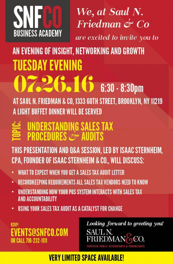 SNFCO Ad Business Academy Sternheim, 7-12-16